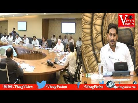 Cabinet Approves Judicial Commission Bill & APPAM Act by AP CM Ministers & others at Secretariat,Vizag Vision...