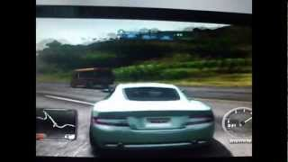 Test Drive Aston Martin DB9