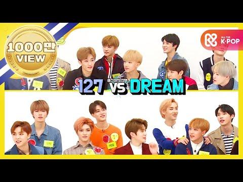 (Weekly Idol EP.347) NCT 2018 cover dance battle!