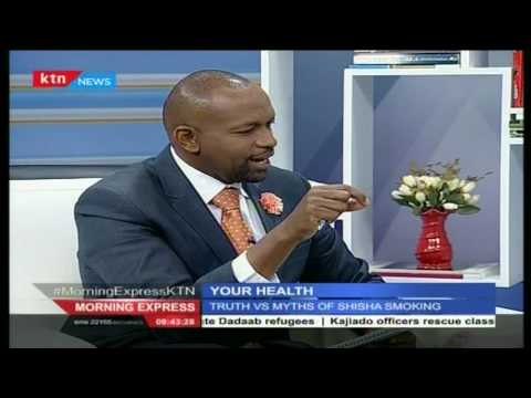 Morning Express 27th July 2016 - Effects of Shisha to your body