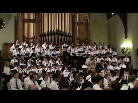 How Far is it to Bethlehem - Choir, Christmas Festival 2016