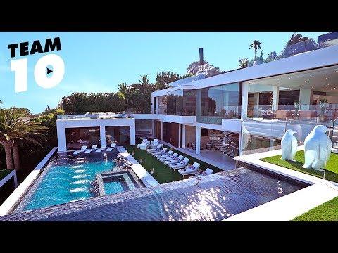 THE NEW TEAM 10 HOUSE?! (видео)