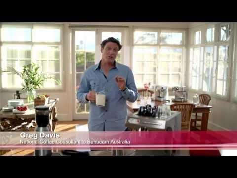 Sunbeam Espresso Machine Milk Texturing