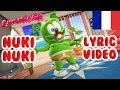 NUKI NUKI (French Version) Funny Bear Lyric Video Gummy Bear Song