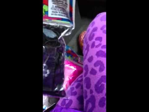 Michaels Rainbow loom rubber bands haul