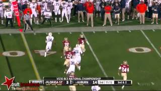 Mario Edwards Jr. vs Auburn (2013)