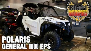 7. 2019 Polaris General 1000 EPS!