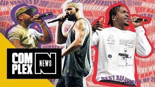 Video The Best Rap Verses of 2018 So Far MP3, 3GP, MP4, WEBM, AVI, FLV Oktober 2018