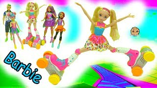 Nonton Giant Rollerskate RC Barbie Moves, Does Splits By Remote Control - Video Game Hero Movie Doll Film Subtitle Indonesia Streaming Movie Download