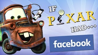 Thanks to Crunchyroll for sponsoring this If Pixar Had Facebook episode! Sign up at ►►http://crunchyroll.com/warpzone for Crunchyroll's free 14-day ad-free trial today!Just in time for Cars 3, a funny look at what it might be like if your favorite Disney Pixar characters had Facebook...SUBSCRIBE! ► http://bit.ly/Sub2TWZIF DISNEY HAD FACEBOOK: PIXAR EDITIONYour favorite Pixar animation movie characters from movies like Cars, Finding Dory, Toy Story, the Incredibles, Ratatouille, Brave, and Monsters Inc meet up on social media for more silly comedy shenanigans!Alex Walker SmithRex, Marlin, Hamm, Heimlich, Sir Tow Mater, Mike Wazowski, Sully, Edna, AliensBrizzy (Anna Brisbin) - http://www.youtube.com/brizzyvoicesFacebook, Sadness, Disgust, Merida, Mrs. Potato HeadJon Bailey - http://www.youtube.com/jon3pnt0Buzz Lightyear, Remy, FrozoneErika Ishii - http://www.twitter.com/samuraierikaJoy, Dory, Violet ParrKelly Sparrman (http://instagr.am/ksparr)Helen Parr, JessieJoel Adam ChavezWoodyBrock Baker - http://www.youtube.com/mcgoiterBob Parr (Mr. Incredible), Lightning McQueenRyan TellezDash ParrMichael Adams DavisAnton Ego, ArloMichael SchroederHank the OctopusWritten by Michael BarryteEdited by Chance Cole- The Warp Zone -Subscribe! http://youtube.com/TheWarpZoneLike us on Facebook! http://facebook.com/TheWarpZoneFollow us on Twitter! http://twitter.com/WarpZoneTweetsFollow us on Instagram! http://instagr.am/WarpZoneGrams