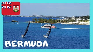 Bermuda, a tour of this beautiful island: Let's go for a tour around this beautiful island nation located right in the middle of the...