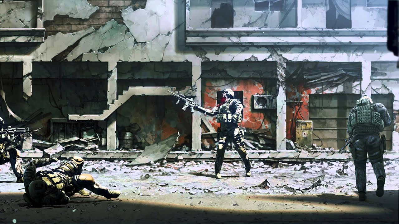 'Anomaly' Developer 11-bit Studios Reveals 'This War of Mine', a Game About War from a Civilian Perspective