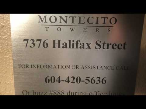 Montecito Apartments Burnaby BC Vancouver Canada