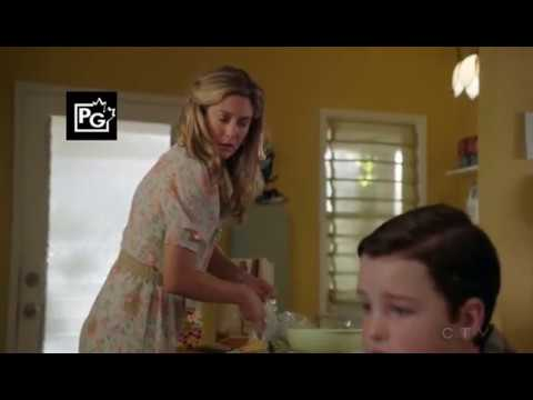 Young Sheldon Almost Dies.