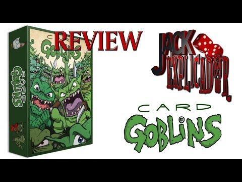 Jack Explicador - Card Goblins - Review