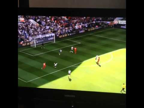 moreno - Alberto Moreno's first goal for Liverpool FC. What a goal might I add.