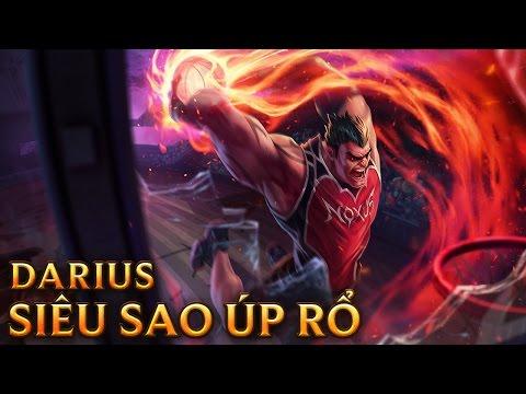 Darius Siêu Sao Úp Rổ