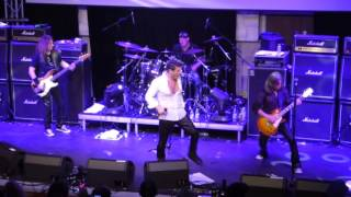 Video STEELHEART - I'll Never Let You Go - Rockingham, Oct. 22, 2016 MP3, 3GP, MP4, WEBM, AVI, FLV Maret 2018