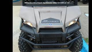 2. 2019 Polaris® RANGER CREW® 570-4 EPS Nara Bronze