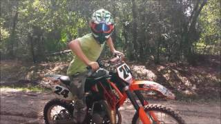 10. #1 How to J Wood KTM 105