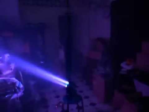 Đèn Moving Led TINY trang trí phòng hát karaoke