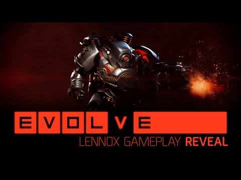 Evolve — Let's Play Lennox [ESRB]