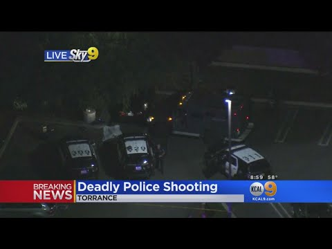 Investigation Underway Into Deadly Shooting Involving Officer In Torrance