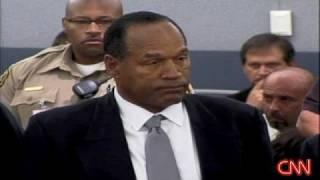 Video OJ Simpson : GUILTY !  - OJ reacts as he hears the jury verdict MP3, 3GP, MP4, WEBM, AVI, FLV Juni 2018