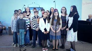 Grupa de copii – Mai fa un pas