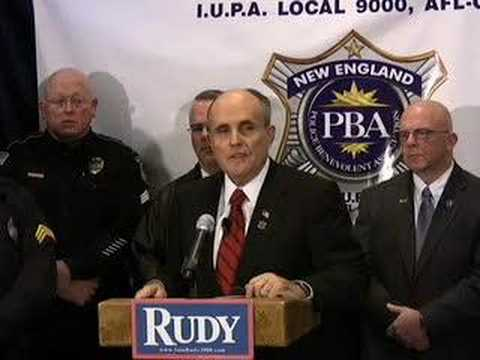 0 Rudy Giuliani Watch: The Candidate That Couldnt Get Nominated