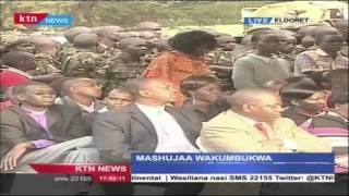 President Muhammadu Buhari's Full Speech In Eldoret In Honor Of Kenyan Soldiers Killed In Somalia