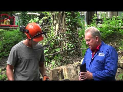 Mountfield MC3616 Chainsaw Review (видео)