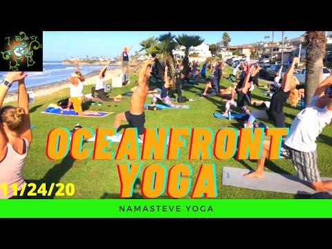 Oceanfront Yoga   Vinyasa 101   Yoga To The People   Basic Power Yoga   Namasteve Yoga