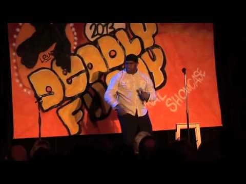 Jay Wymarra - Deadly Funny National Showcase 2013