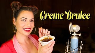 Creme Brulee Is      Delicious Asmr
