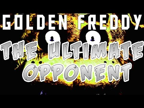 genocide - Golden Freddy was updated and received a new jump scare! Pretty cool to be honest. Scrub thought he was safe but I found the specific version that kicks anyone out ! Friends in Video Scrub...