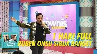 Video The Onsu Family - 1 Hari Full  Ayah Ruben Onsu Sibuk Banget MP3, 3GP, MP4, WEBM, AVI, FLV Februari 2019