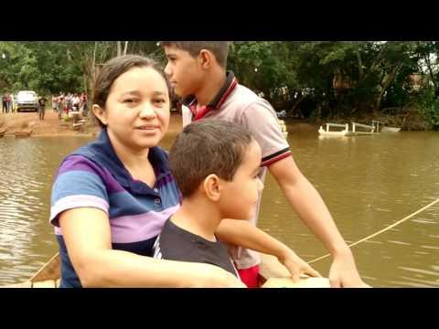 Passagem sobre o Rio Arataú em Pacajá