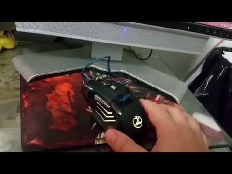 Zelotes Master Gaming Mouse follow up and settings