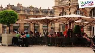 Nancy France  city photos : Visite de Nancy en vidéo