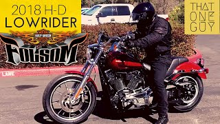 9. 2018 Harley-Davidson Lowrider - the chromed-out