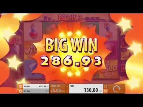 Gold Lab Slot - Quickspin Promo