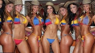 Video The Most Incredibly Beautiful Women On Earth! Paisas, Medellin, Colombia 2015 Lingerie Show, MP3, 3GP, MP4, WEBM, AVI, FLV Juli 2018