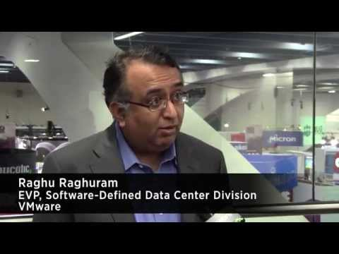 VMworld 2014: Perspectives from the EVP of the SDDC Division
