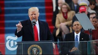 Trump's Full Inauguration Speech 2017