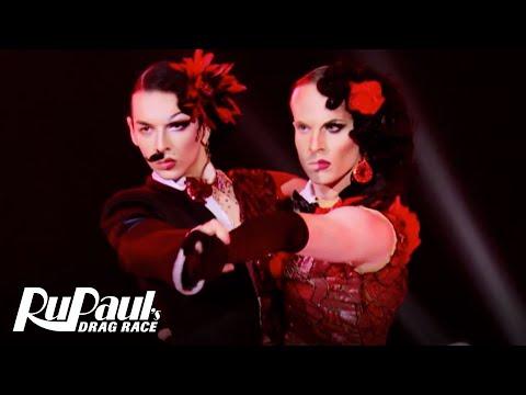 Drag Race Dancing Queens (Compilation) 💃 RuPaul's Drag Race