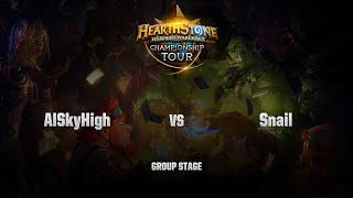 AlSkyHigh vs Snail, game 1