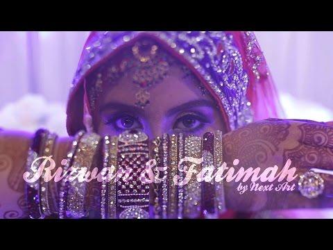 INDIAN MUSLIM WEDDING (Kuala Lumpur, MALAYSIA) : Rizwan + Fatimah by NEXT ART