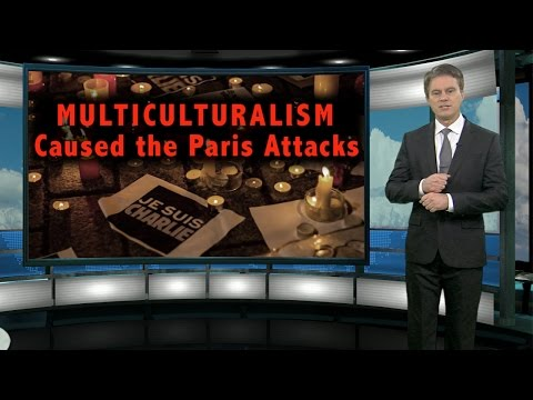 Video: Bill Whittle Destroys French (and American) Multiculturalism and Racism