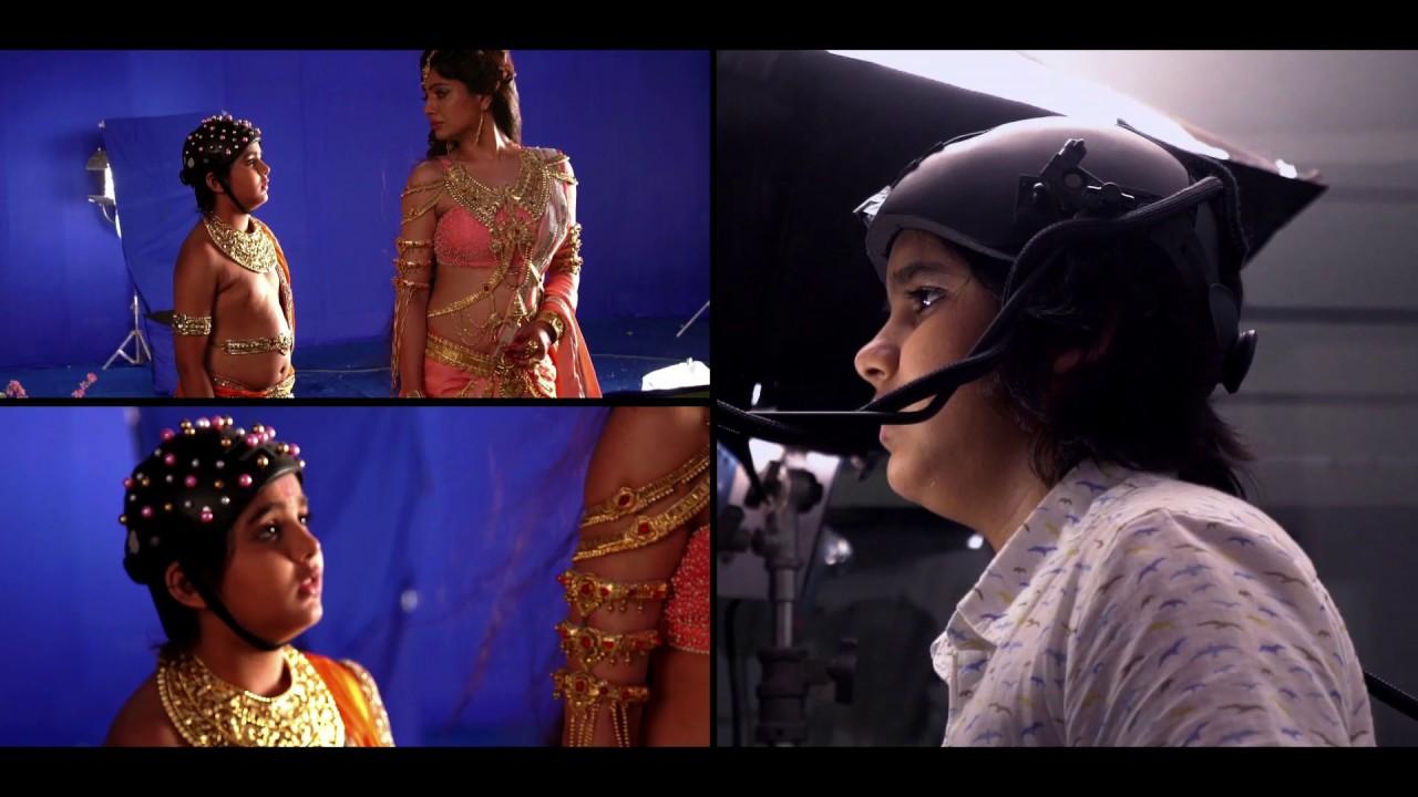 Motion Capture Technology – Vighnaharta Ganesha | 1st time on Indian TV | Starts 22nd Aug 8:00 pm